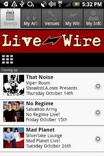 Live Wire- screenshot thumbnail