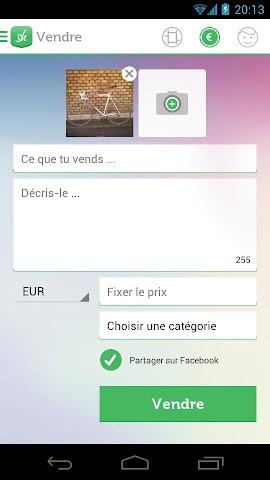 android Shpock Flohmarkt Kleinanzeigen Screenshot 15
