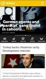 Yeni Şafak English- screenshot thumbnail