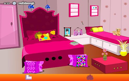Baby Girl Bedroom Escape- screenshot thumbnail