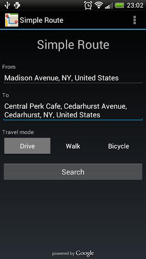 【免費旅遊App】Simple Route-APP點子