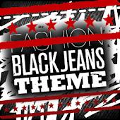 FASHION BLACK JEAN ADW THEME