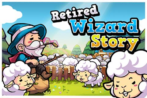 Retired Wizard Story - screenshot