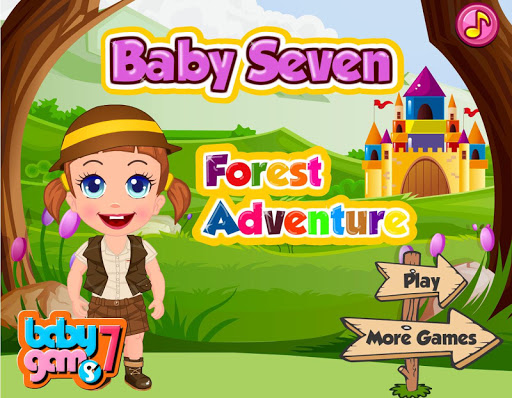 Baby Forest Adventure - Kids
