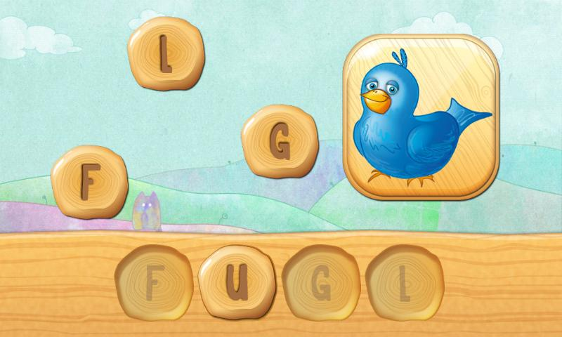 Smart Speller Danish (Kids)- screenshot
