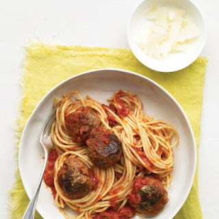 Easiest Spaghetti and Meatballs