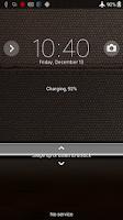 Screenshot of XPERIA™ Fresh Car Smell Theme