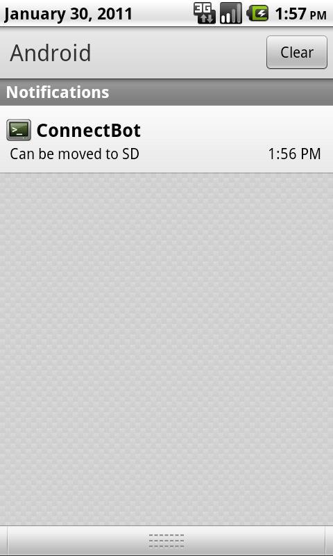 SDWatch - screenshot