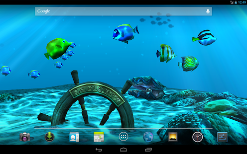 Ocean HD - screenshot thumbnail