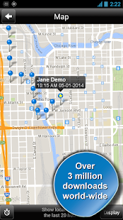 App Phone Tracker - GPS Tracking APK for Windows Phone