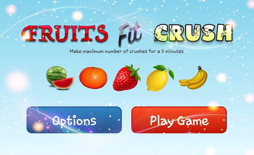 Fruits Fit Crush