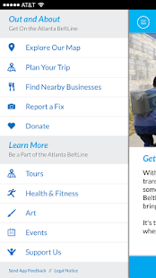 On the Atlanta BeltLine- screenshot thumbnail