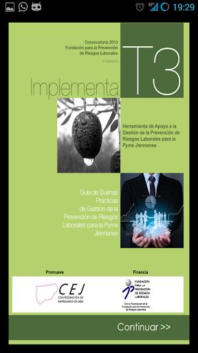 【免費教育App】ImplementaT3-APP點子