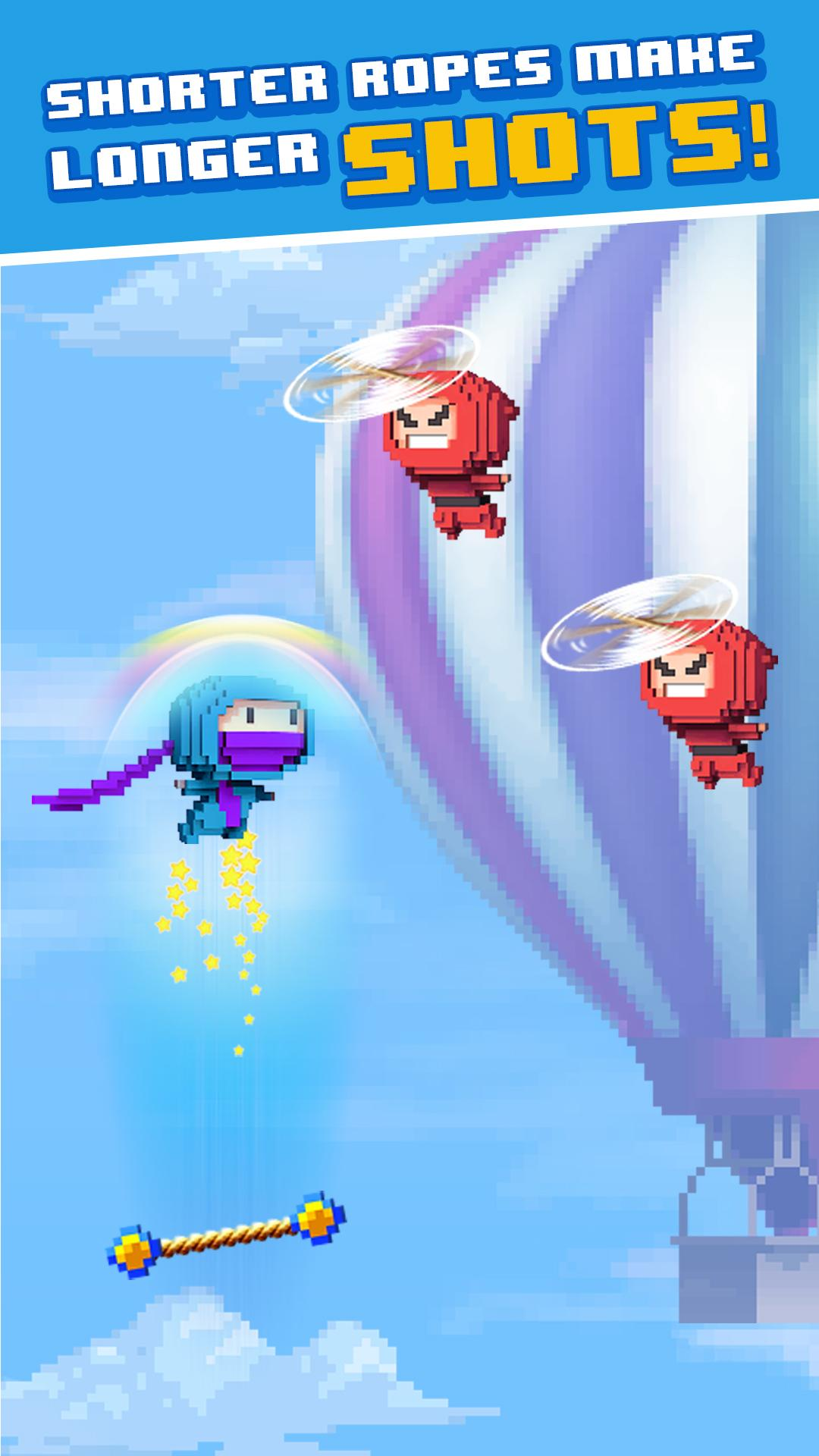 Ninja UP! screenshot #12