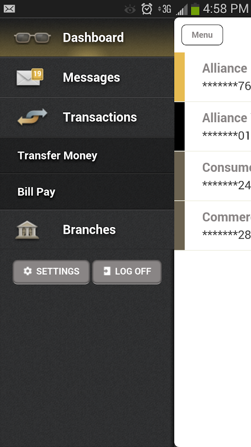 Alliance Bank and Trust-Mobile- screenshot