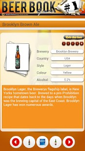 Beer Book- screenshot thumbnail