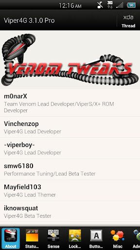 Viper4G Pro Key Gold