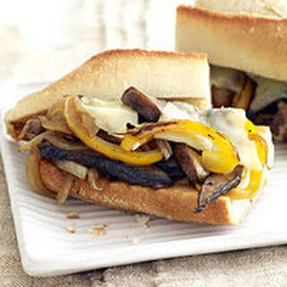Portobello Philly-Style Sandwiches.
