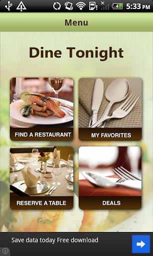 Dine Tonight