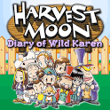 Harvest moon: Karen's Diary icon