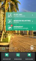 Screenshot of Douane reizen