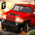 Zombie Death Drive 3D icon