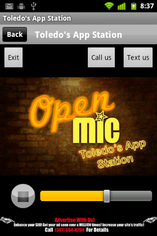 Toledo's App Station - screenshot