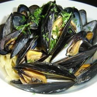 Steamed Mussels II.
