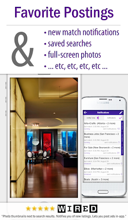 cPro+ Craigslist Mobile Client 3.24 screenshot 550850