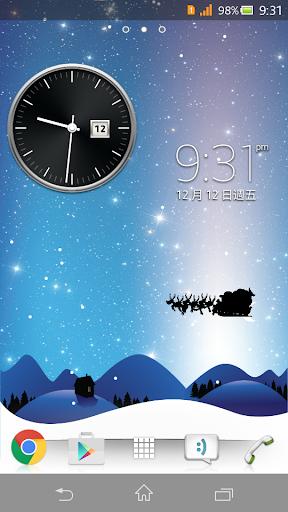 2014免费圣诞动态桌布