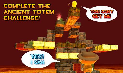 Little Totem Raider: Challenge