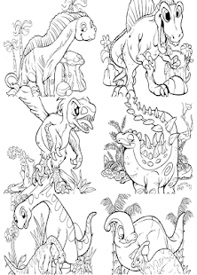 玩休閒App|Kid Coloring Dinosaur免費|APP試玩