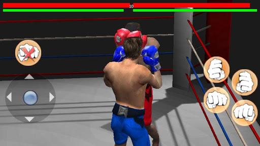 超強拳擊手
