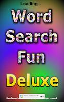 Screenshot of Word Search Fun Deluxe
