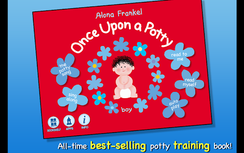 Once Upon a Potty: Boy- screenshot thumbnail