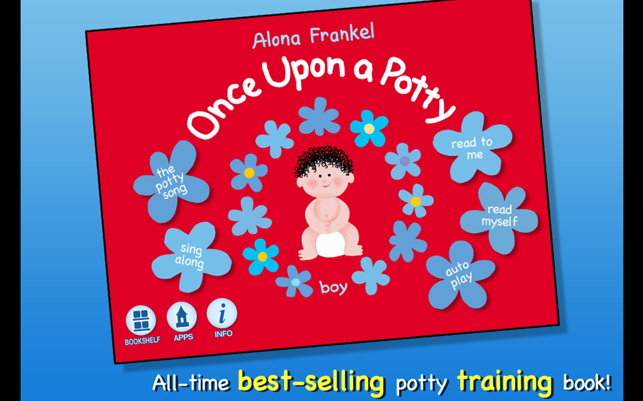 Once Upon a Potty: Boy- screenshot