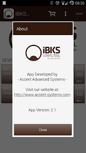 iBKS Config Tool- screenshot thumbnail