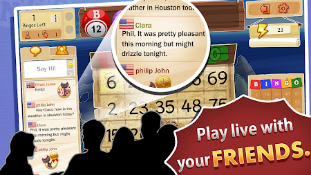 BINGO Club -FREE Holiday Bingo 2.5.5 screenshot 367297