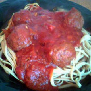 Slow Cooker Spaghetti Sauce I