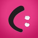 CallmyName -Dialer & Caller ID logo