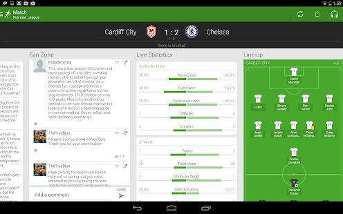 Onefootball Live Soccer Scores Screenshot 22