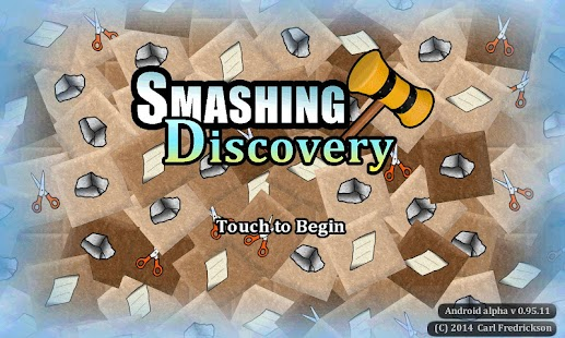 Smashing Discovery- screenshot thumbnail