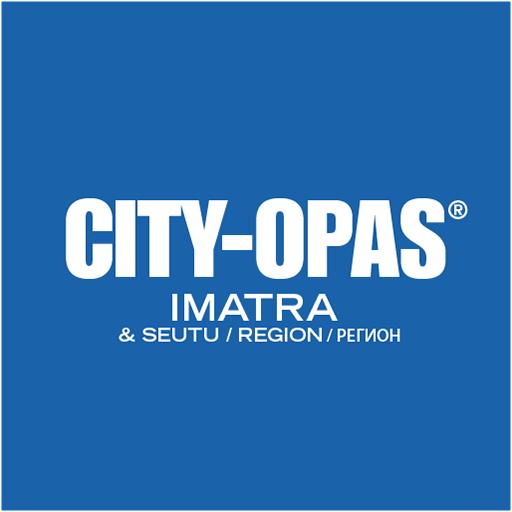 CITY-OPAS Imatra & seutu LOGO-APP點子