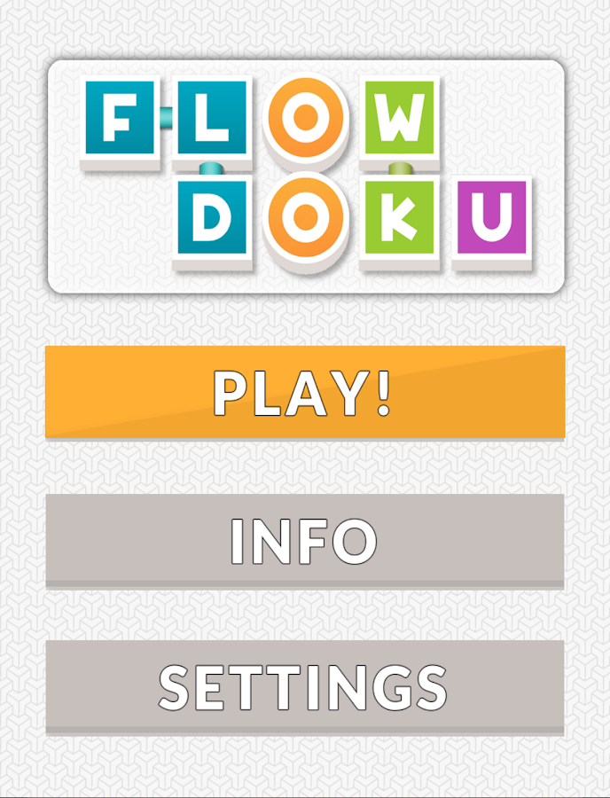 FlowDoku - screenshot