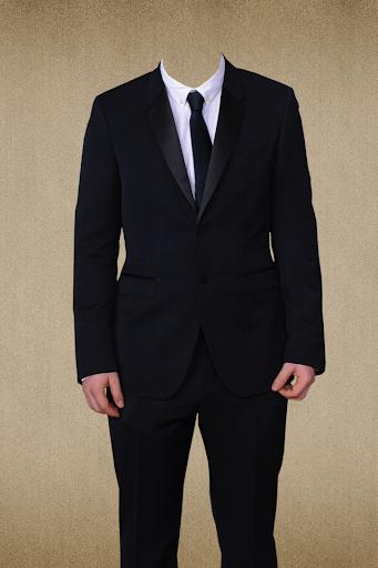 Man Designer Photo Suit