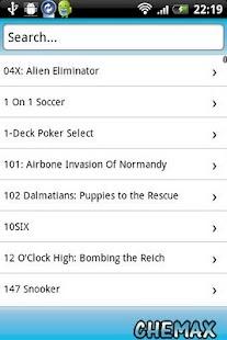 CheMax- screenshot thumbnail