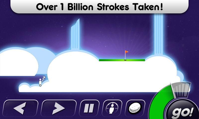 Super Stickman Golf screenshot #5