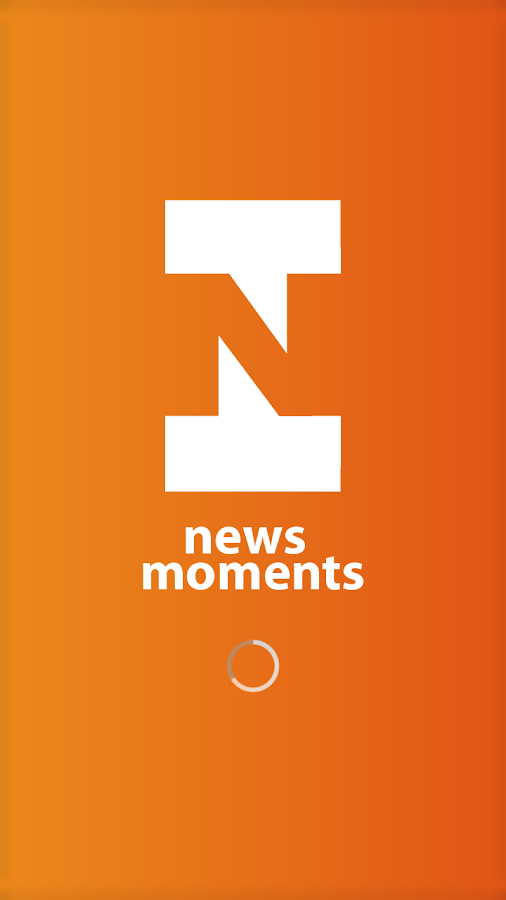 News Moments- screenshot