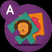 Puzzle - Animaux -Jeu éducatif