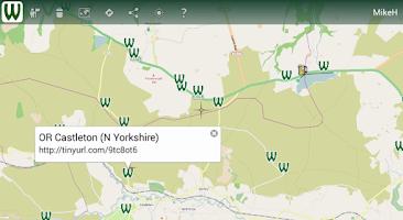Screenshot of Wild Camping